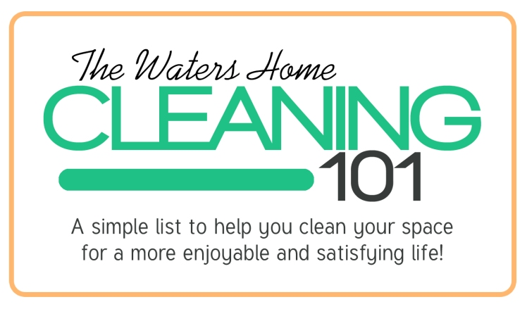 1.18.14 Cleaning 101
