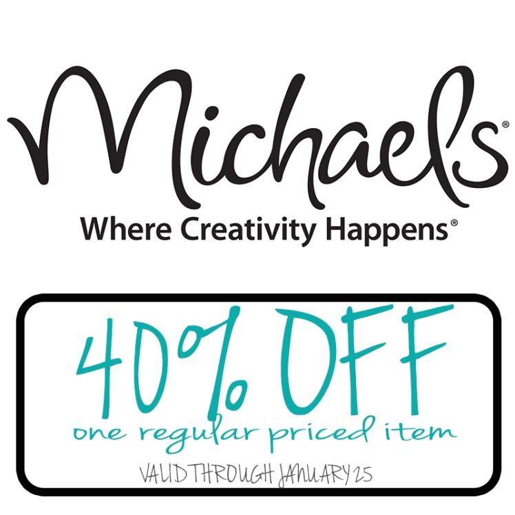 michael's coupon 1.22.14