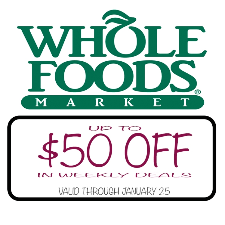 whole foods coupon 1.22.14