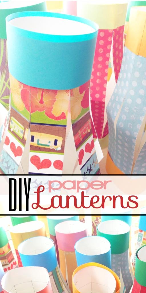 2.27.14 diy paper lanterns