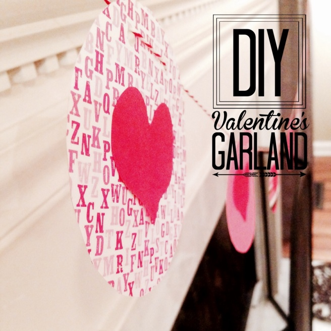 2.6.14 diy valentine's garland