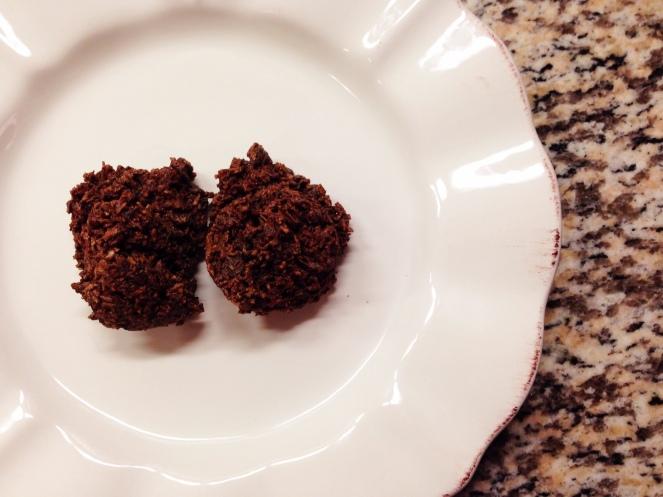 paleo chocolate macaroons