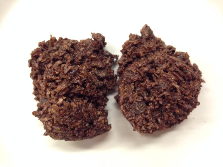 paleo chocolate macaroons 2