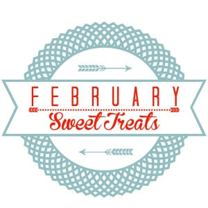 february sweet treats series