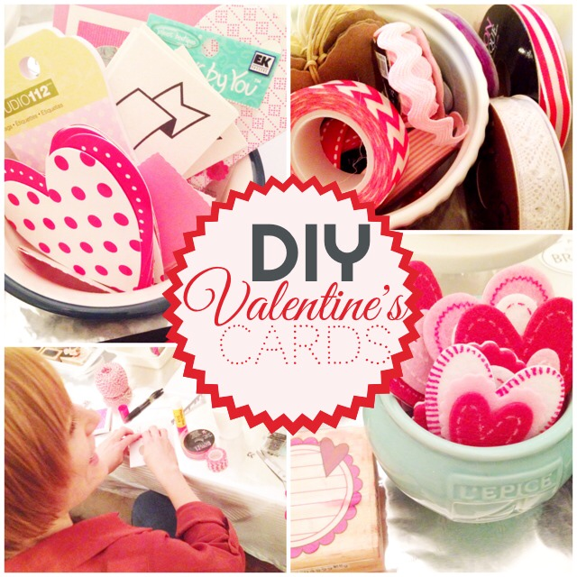 diy valentine's cards