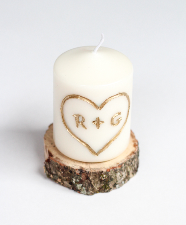 ReliefCandle