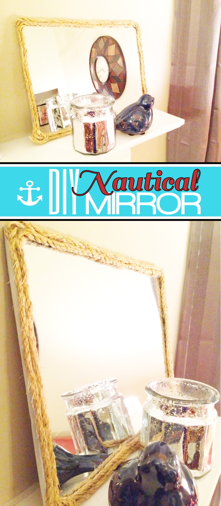 3.12.14 diy nautical mirror