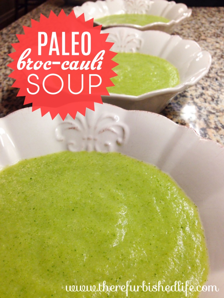 3.21.14 broccoli soup