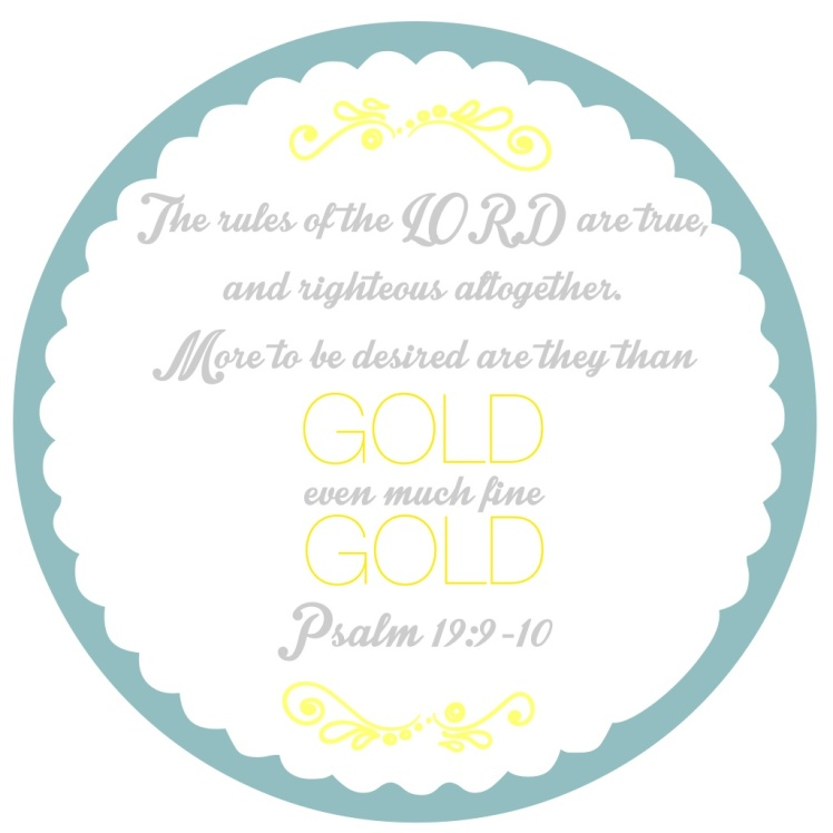 st. patrick's day printable scripture 3
