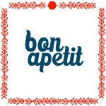 kitchen printable bon apetit