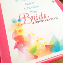 here comes the bride wedding planner