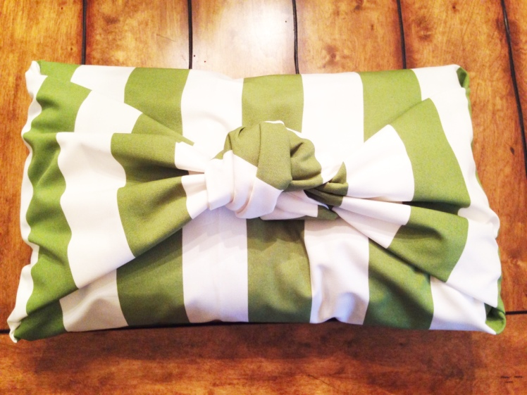 diy no sew pillow