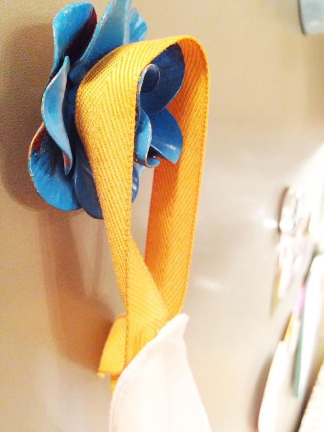 diy easter dish towels