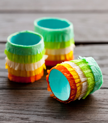 cinco napkin rings