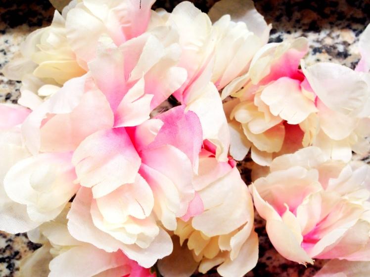 diy floral napkin rings