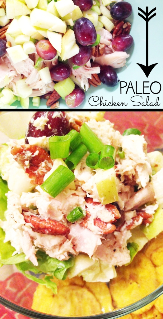 5.23.14 paleo chicken salad