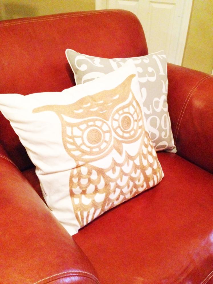 i love pillows!