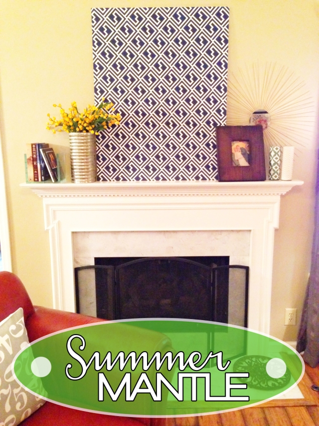 my summer mantle