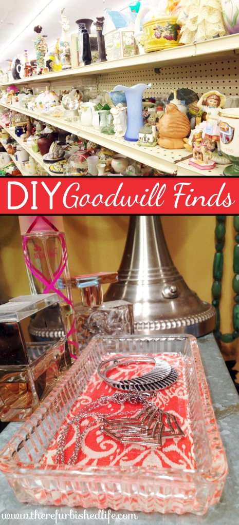 7.19.14 diy goodwill finds